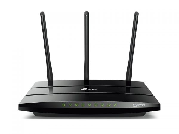 Roteador Wireless Gigabit Dual Band AC1750 TP-Link