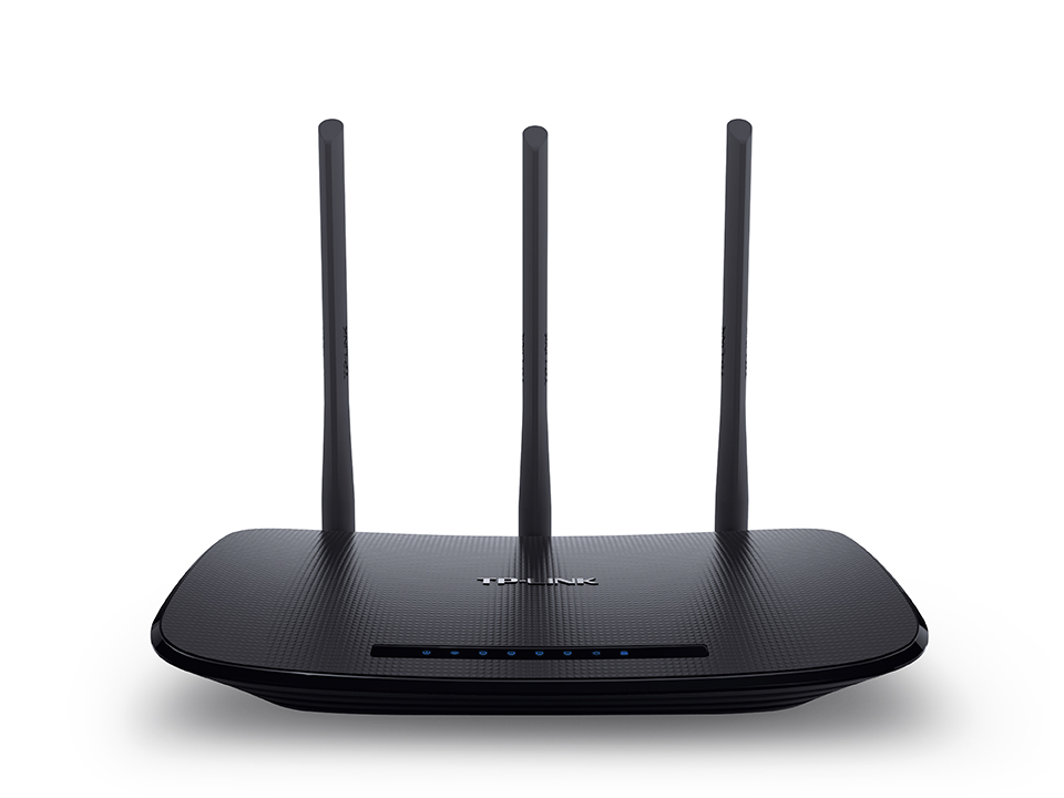Roteador Wireless N TP-Link 450Mbps